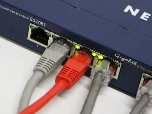 Distribuição de Rede Residencial