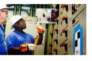 eletricista industrial sp