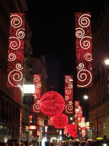 Iluminação para Natal em São Paulo